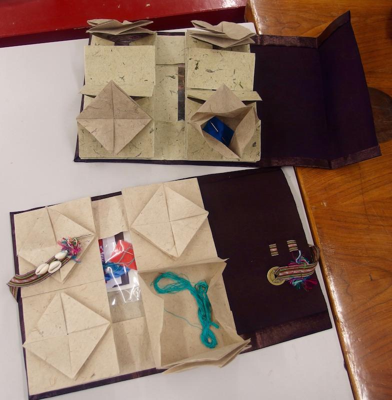 zhen xian bao, chinese paper, handmade paper