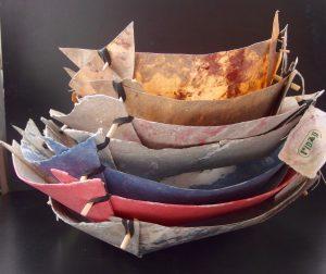 natural paper bowls