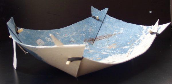 3D vormen van papier